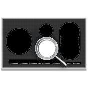 "36"" Smart Induction Cooktop - KICS Series - Black"
