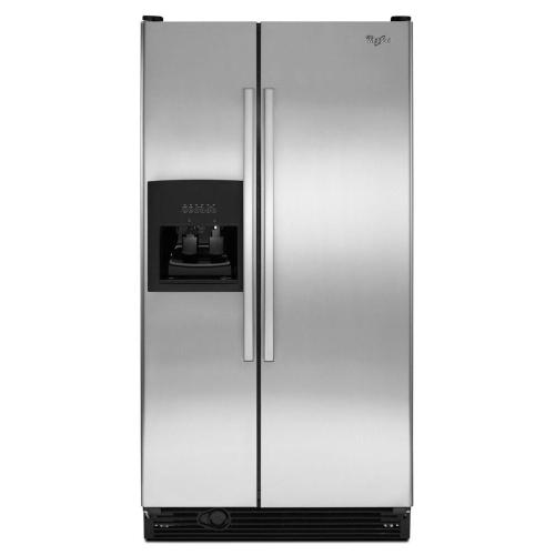 ENERGY STAR® Qualified 25.1 cu. ft. Side-by-Side Refrigerator