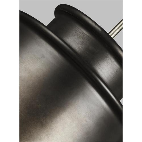 Fiona Large Pendant Oil Can Grey