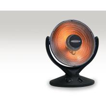 RADIANT HEATER WITH OSCILLATING