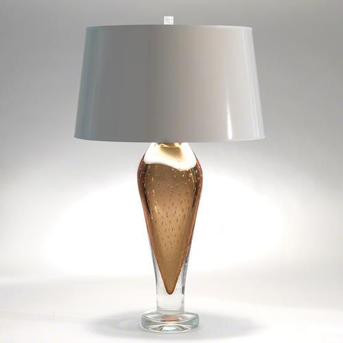 Golden Bubble Lamp