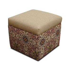 England Furniture2F00-81 Parson Storage Ottoman