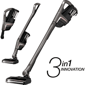 MieleTriflex HX1 Pro - SMML0 - Cordless stick vacuum cleaner With additional Li-ion battery and charger cradle for maximum running times.