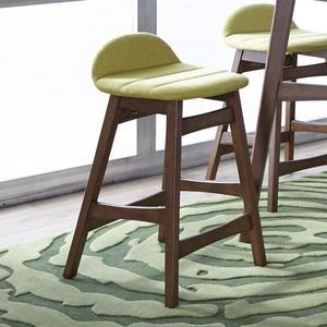 Liberty Furniture Industries - Barstool30 - Green (RTA)