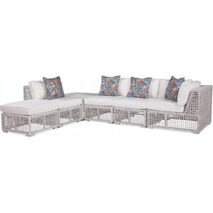 Gallery - Central Park Modular Outdoor Sectional
