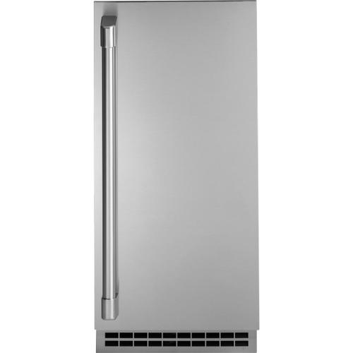 GE Café Series Stainless Steel Ice Maker Door Kit (door panel and handle only)