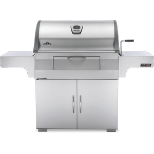 Napoleon GrillsCharcoal Professional Cart Grill , Stainless Steel , Charcoal