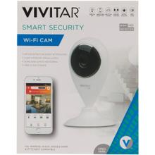 Wide-Angle-View Security Wi-Fi® Cam