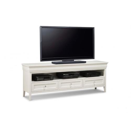 """Handstone - Monticello 74"""" HDTV Cabinet"""