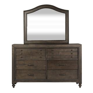 Gaston Dresser & Mirror