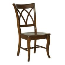 Model 18 Side Chair Wood Seat