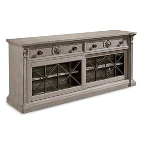 Arch Salvage Townley Entertainment Console Mist