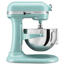 Professional 5 Plus Series 5 Quart Bowl-Lift Stand Mixer - Aqua Sky