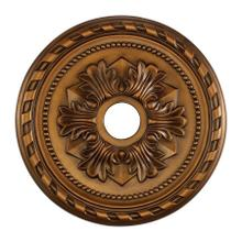 See Details - Corinthian Medallion 22 Inch in Antique Bronze Finish