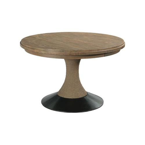 Kincaid Furniture - Lindale Round Dining Table - Complete