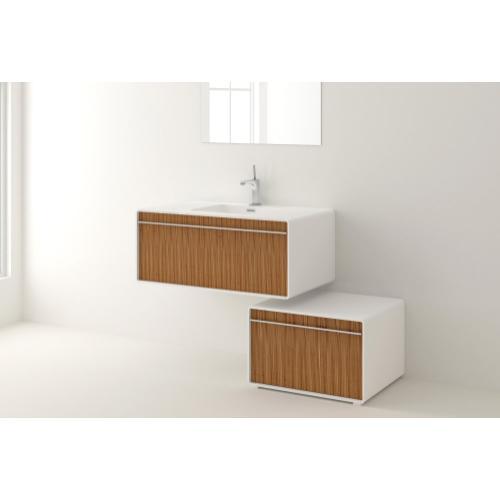 Freestanding vanity