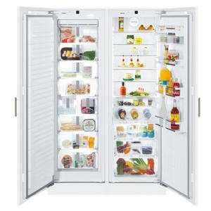 "Liebherr48"" Freezer for integrated use with NoFrost Refrigerator with BioFresh for integrated use"