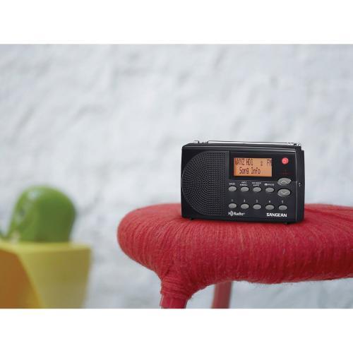 Petra - HD Radio /FM Stereo/AM Portable Radio