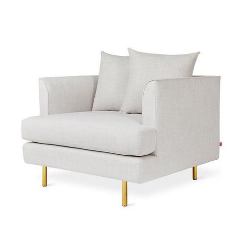 Margot Chair Thea Moonstone / Brass
