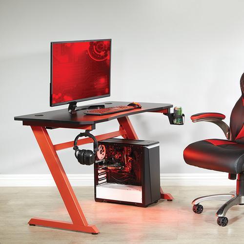 Office Star - Ghost Battlestation Game Desk