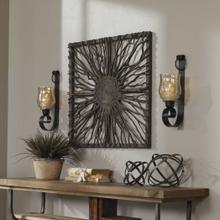 Joselyn Candle Sconces, S/2