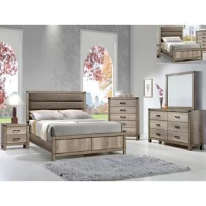 Matteo Full Headboard/footboard