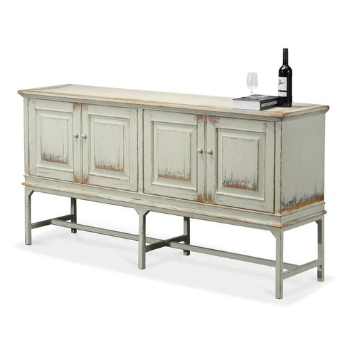 Wall Sideboard On Stand