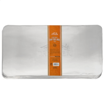 Traeger Drip Tray Liners - 5 Pack - Select Grill