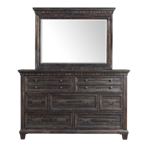Elements - Morrison Dresser & Mirror Set