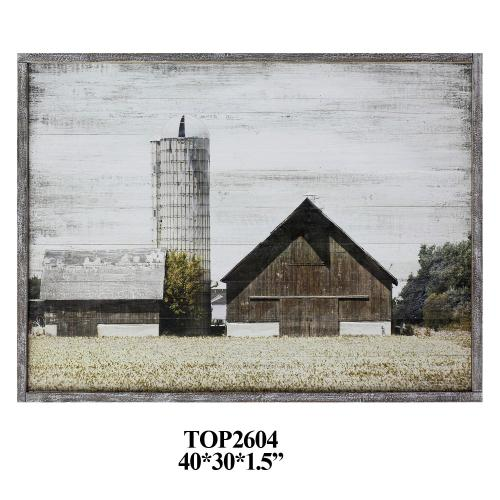 Crestview Collections - Silo Barn