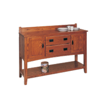 Mission Sideboard