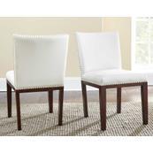 Tiffany Side Chair, White