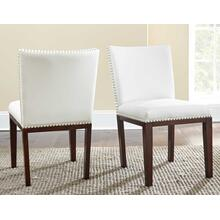 Tiffany Side Chair, White