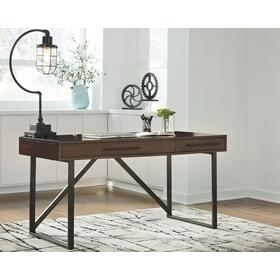 See Details - Starmore Home Office Small Desk Brown