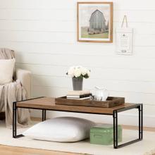 Coffee Table - Rustic Bamboo