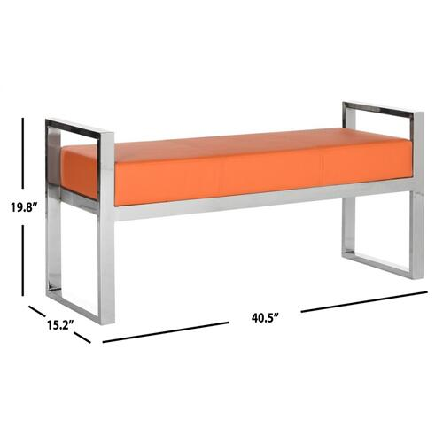 Slade Bench - Orange