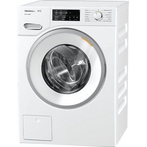 W1 Front-loading washing machine with CapDosing and WiFiConn@ct. Product Image