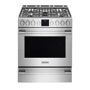 Frigidaire ProfessionalPROFESSIONAL30'' Gas Front Control Freestanding