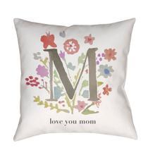 """Love You Mom WMOM-023 20"""" x 20"""""""