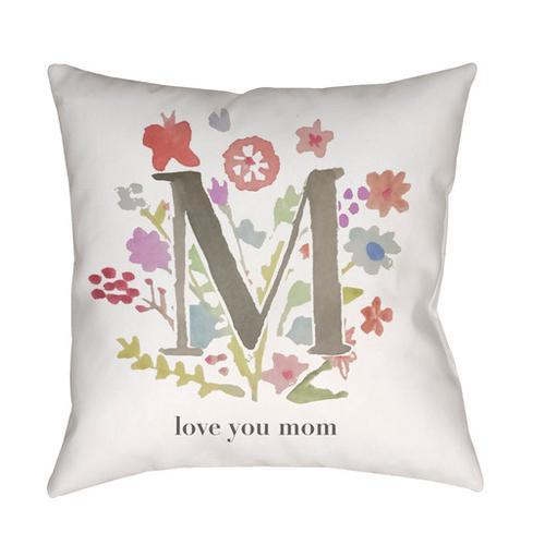 """Love You Mom WMOM-023 18"""" x 18"""""""