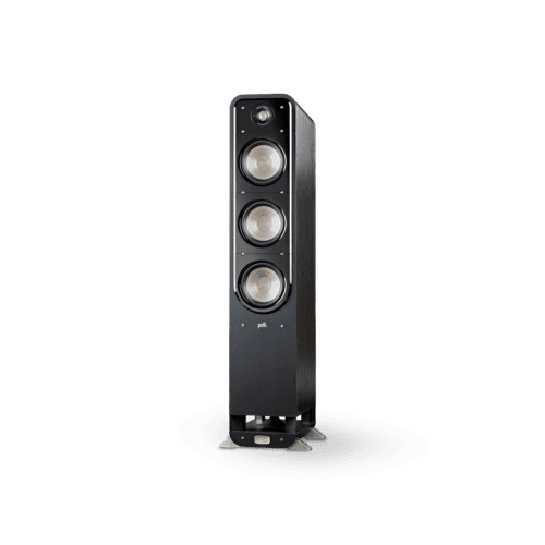 Signature Series HOME THEATER TOWER SPEAKER in Washed Black Walnut