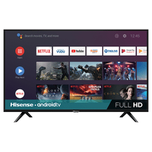 "40"" Class - H5500F Series - Full HD Android Smart TV (2019) SUPPORT"