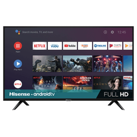 """40"""" Class - H55 Series - Full HD Android Smart TV (2019) SUPPORT"""