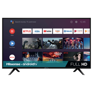 "40"" Class - H55 Series - Full HD Android Smart TV (2019) SUPPORT"