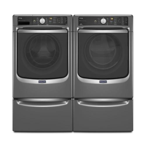 Maxima® Steam Gas Dryer with Large Capacity and Stainless Steel Dryer Drum - 7.4 cu. ft. I.E.C