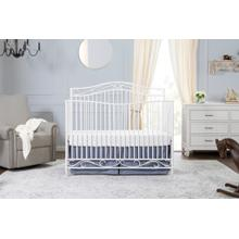 See Details - Vintage White Noelle 4-in-1 Convertible Crib