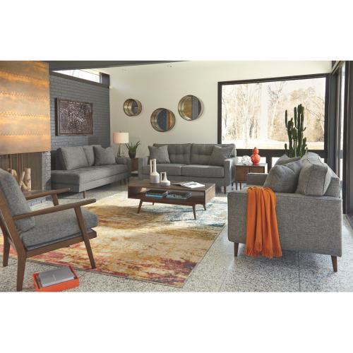 Zardoni Accent Chair Charcoal