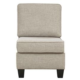 Alessio Armless Chair