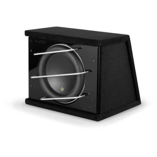 JL Audio - Single 13W7AE ProWedge, Sealed, 3