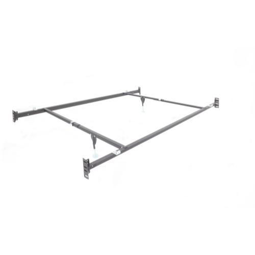 Mantua Bed Frames - Q-86-AG Converta Bed Rails for Bolt-On Headboards & Footboards  Bed Rails